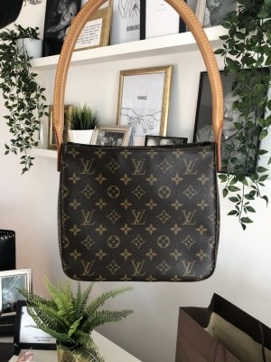 Louis Vuitton Borsa marrone-beige