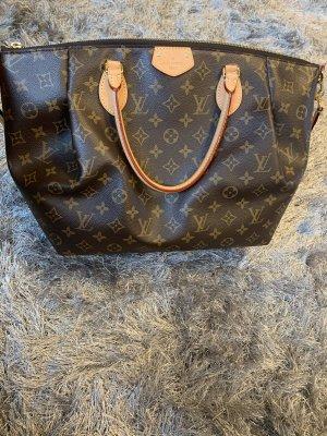 Louis Vuitton Bolso marrón oscuro-camel