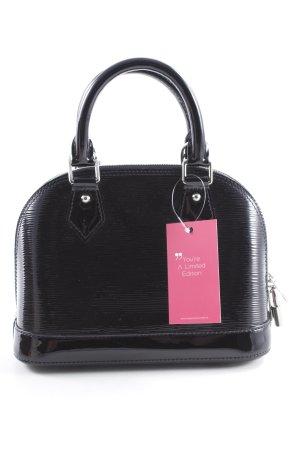 Louis Vuitton Handtasche schwarz Elegant