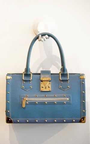 Louis Vuitton Handbag cornflower blue leather