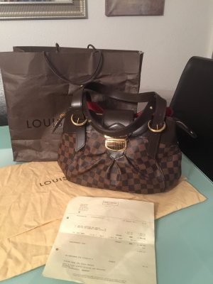 Louis Vuitton Sac à main brun-beige