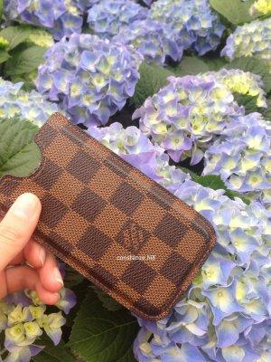 Louis Vuitton Handyhülle, IPhone 5, 5s, 5SE, damier ebene, neuwertig