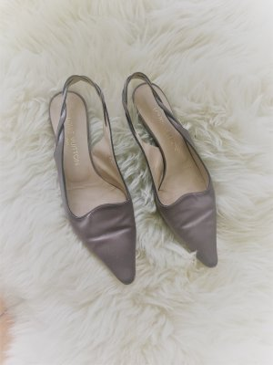 Louis Vuitton Heels Slingback