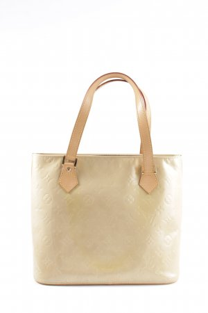 Louis Vuitton Carry Bag natural white casual look