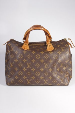 louis vuitton henkeltasche speedy 30 monogram. Black Bedroom Furniture Sets. Home Design Ideas