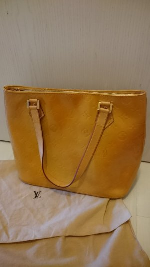Louis Vuitton Houston Vernis Leder Handtasche