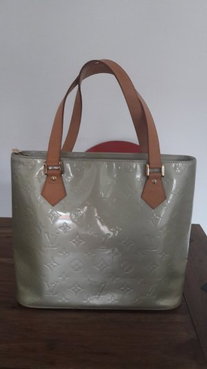 louis Vuitton Houston vernis Tasche Damen