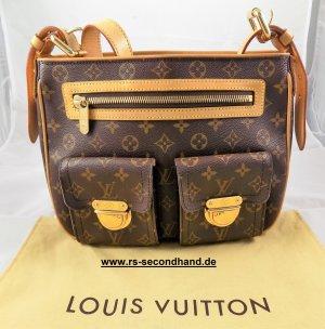 Louis Vuitton Hudson GM Monogram mit langem Trageriemen