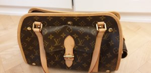 Louis Vuitton Sac Baril beige-brun