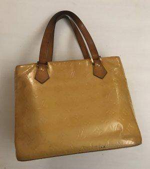 Louis Vuitton Huston Lack Leder Tasche vernis