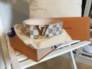 Louis Vuitton Canvas Belt multicolored
