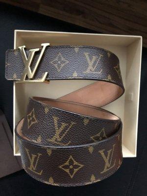 Louis Vuitton Initiales Monogram Gürtel 40mm