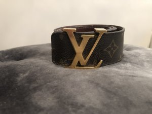 Louis Vuitton Canvas riem veelkleurig