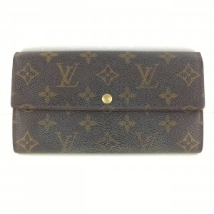 Louis Vuitton International Long Bifold Wallet