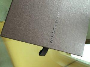 Louis Vuitton Custodia per cellulare grigio chiaro-bianco