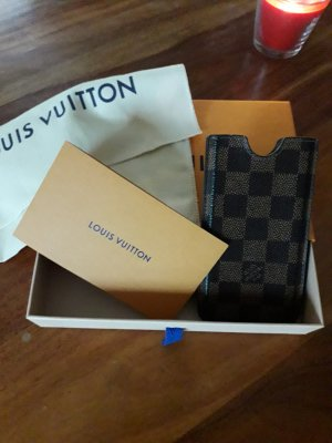 Louis Vuitton Mobile Phone Case brown