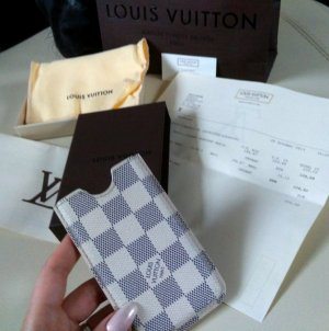 Louis Vuitton  iPhone4 Handy Schutzhülle