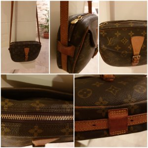 Louis Vuitton Jeune Fille  Monogram Canvas