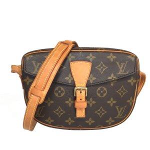Louis Vuitton Jeune Fille Monogram Canvas Tasche Handtasche Crossbody