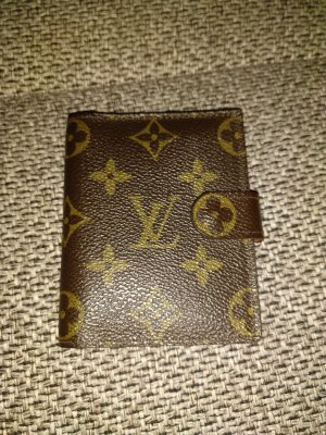 Louis Vuitton Custodie portacarte marrone