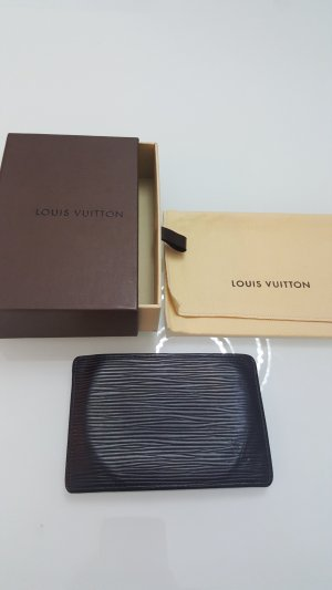 Louis Vuitton Kaartetui zwart