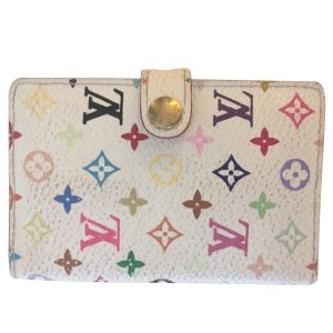 LOUIS VUITTON Kartenhalter Multicolor