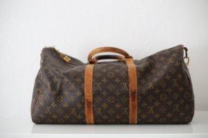 Louis Vuitton Bolso fin de semana color bronce