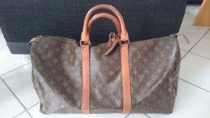 Louis Vuitton Keepall 50 Reisetasche Handtasche vintage