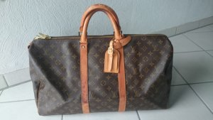 Louis Vuitton Keepall 50 Reisetasche Handtasche Weekender