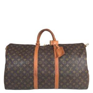 Louis Vuitton Keepall 55 Monogram Canvas Reisetasche Tasche Weekender