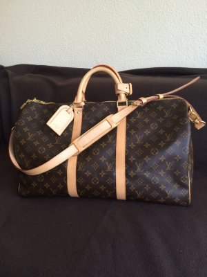 Louis Vuitton Keepall 60 mit Schulterriemen