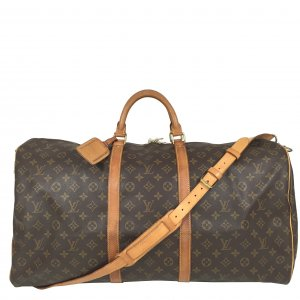Louis Vuitton Keepall 60 Reisetasche Weekender Monogram Canvas Tasche