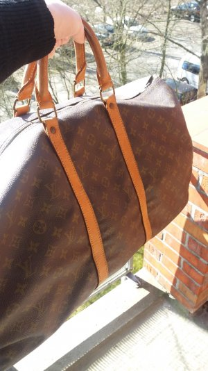louis vuitton keepall Monogram canvas 60