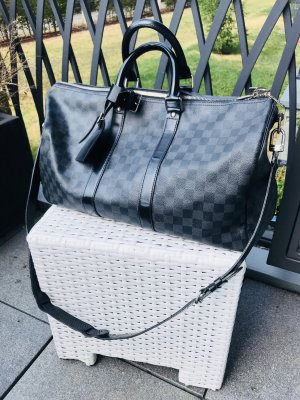 Louis Vuitton Keepball 45 mit Rechnung