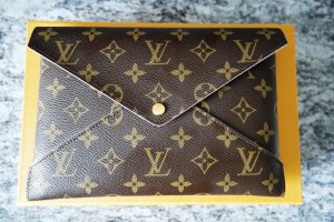 Louis Vuitton Kirigami Monogram Pochette Clutch groß large size