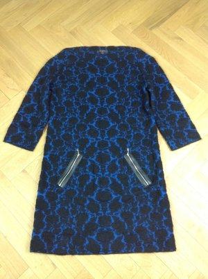 Louis Vuitton Kleid blau/schwarz Gr. M