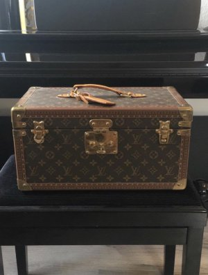 Louis Vuitton Cosmeticabox veelkleurig