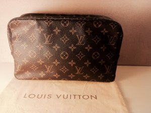 Louis Vuitton Kosmetik Tasche Kulturtasche Beauty Case Troussee 28, Rarität !