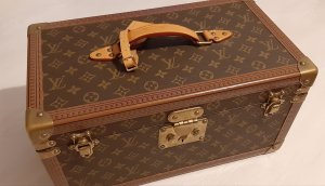 LOUIS VUITTON KOSMETIKKOFFER MONOGRAM CANVAS