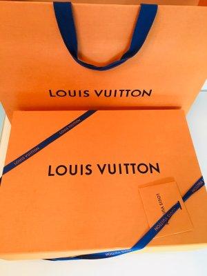 Louis Vuitton Chaussure de travail noir