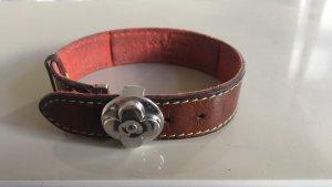 Louis Vuitton Leder Vintage Armband