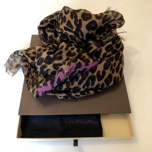 {{ Louis Vuitton Leo Schal / Stola }}