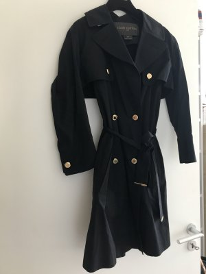 Louis Vuitton Veste noir-doré