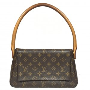 Louis Vuitton Looping Mini Monogram Canvas Tasche Handtasche