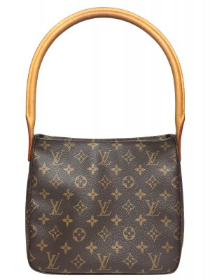 Louis Vuitton Looping MM Monogram Canvas Tasche Handtasche