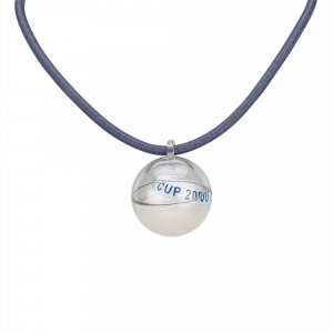 Louis Vuitton Louis Vuitton Cup 2000 Compass Necklace