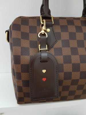 Louis Vuitton Luggage Tag Bag Charm