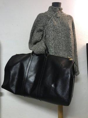 Louis Vuitton Luxus Weekender keepall 60 Epi Leder schwarz