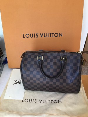 Louis Vuitton LV Speedy 30 Damier