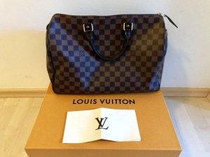 Louis Vuitton LV Speedy 35 Handtasche Damier Ebene Top Zustand Köln